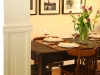 Whip up a culinary storm ... then enjoy it in our cosy dining room.